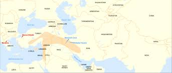Afghanistan On World Map by Prehistoric Genomes From The World U0027s First Farmers In The Zagros