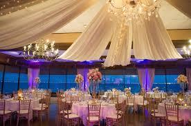 wedding venues ta fl a waterfront winter wedding with blush gold details in ta fl
