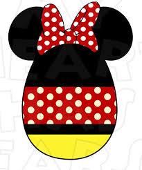 easter mickey mouse cabeça do mickey decoração de páscoa