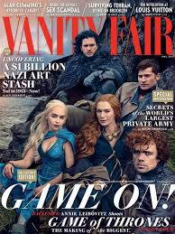 Vanity Fair Latest Issue Game Of Thrones Stars Rock The Cover Of Vanity Fair Channel24