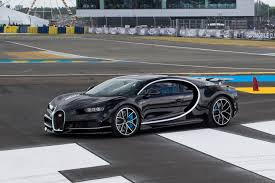 bugatti chiron top speed bugatti wants the chiron to shatter top speed records even the