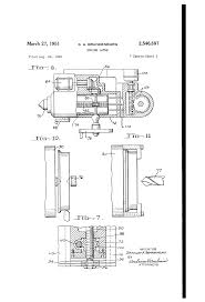 patent us2546687 engine lathe google patents