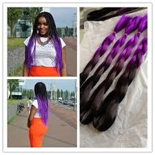 ombre senegalese twists braiding hair crochet braids xpression multi creatys for