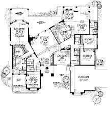 villa plans floor plan villages apartments villa courtyard plans