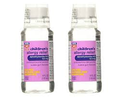 amazon com rite aid childrens allergy relief bubble gum flavored