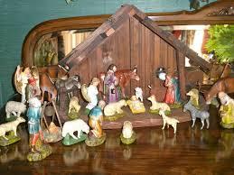 80 best vintage nativity images on nativity sets