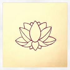 Flower Designs For Drawing Best 25 Lotus Drawing Ideas On Pinterest Lotus Mandala Simple