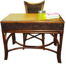 beachwood rattan rectangle and square dining suite from summit