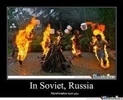 In Soviet Russia Meme - in soviet russia by thekidr meme center