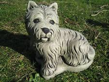 dogs ornaments sculptures statue garden ornaments ebay