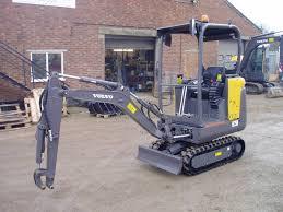 volvo ec 15 d welwyn garden city mini excavators u003c 7t mini