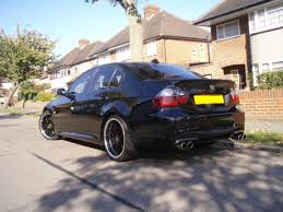 for sale modified 2005 e90 bmw 3 series 320i m sport 4dr