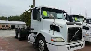 volvo truck tractor volvo 2005 daycab semi trucks