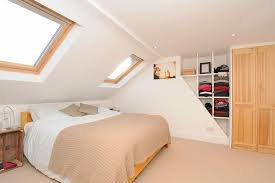 loft conversion 2 bedroom 1 bathroom in maisonette loft