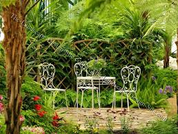 Tropical Patio Design Small Patio Design