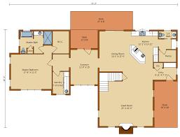 Builder Floor Plans by Lovely Pennsylvania Home Builders 2 S2000 Cheyenne Floor Plan