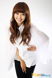 hyorin put on long hair hyorin hyorin sistar pinterest idol and kpop