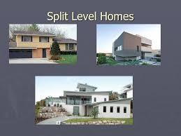 multi level homes housing styles common floor plan layouts single level