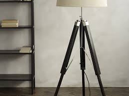 floor lamps tripod lamp reading floor lamps adjustable crate and