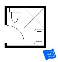 Small Bathroom Design Layout Small Bathroom Floor Plans