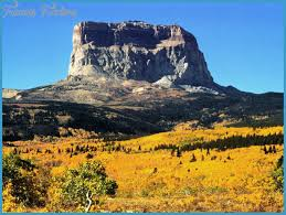 Montana natural attractions images Montana map tourist attractions travel map vacations jpg