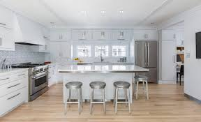 kitchen island trends the rise of the island kitchen trends for 2017 homebuilding