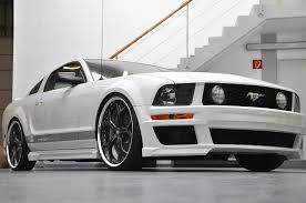 mustang 2005 kit 09 prior design ford mustang mustangs daily
