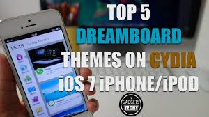 best dreamboard themes for iphone 6 top 5 cydia themes dreamboard for iphone ios 7 top 10 dreamboard