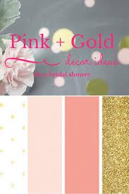 decor ideas for a gold bridal shower trueblu bridesmaid