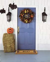 halloween decorations for doors 35 best outdoor halloween decoration ideas easy halloween yard