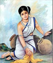 beautiful lady indian paintings 10 beautiful women pinterest