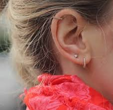 diamond helix stud pin by ali fishman on jewelry piercings piercing and