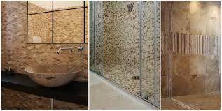 piastrelle in pietra per bagno mosaici in pietra naturale per rivestimento bagni