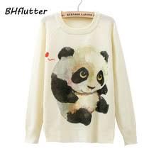 panda sweater buy panda sweater and get free shipping on aliexpress com