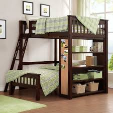 Whalen Style - Full loft bunk beds