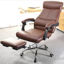 comfortable swivel office chair reclining lying computer chair