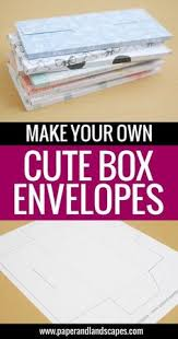 create cool envelopes with these free templates envelope