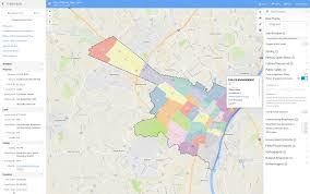 Ualbany Map What U0027s In A Neighborhood Albany Search Tool Provides Answers