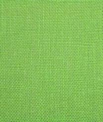 Green Burlap Curtains One Pair Of Natural Color Burlap Drapery Panels 95 Guest