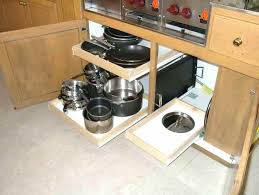 Expandable Pull Out Kitchen Cabinet Shelf Kitchen Cabinet Roll Out - Sliding kitchen cabinet shelves