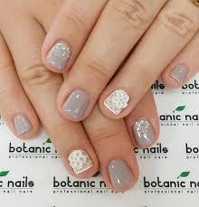 35 gray nail art designs white nail art short nails and white nails