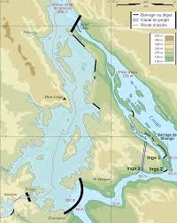 Congo River Map Power U0026 Water In Africa