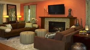 peach living room ideas rooms