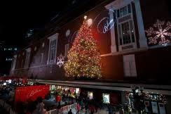 macy s tree lighting boston boston hospitality and tourism industry blog macy s christmas tree