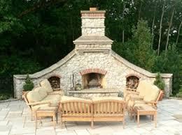 outdoor stone fireplace outdoor stone fireplace design ideas tips