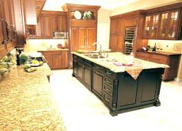 kitchen island with granite top and breakfast bar kitchen island with granite top givgiv