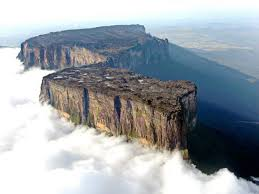 Table Top Mountain by Tepui Mountains Of Venezuela And Guyana Album On Imgur