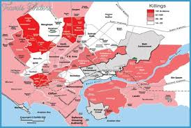 map of karachi karachi map travelsfinders