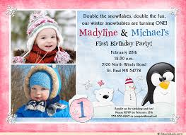 winter party invitation wording ideas snowflake party verse