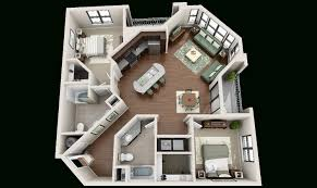 japanese apartment floor plans 3d moreover 3d small house floor